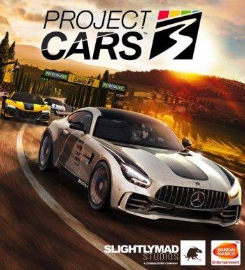 Capa de Project CARS 3