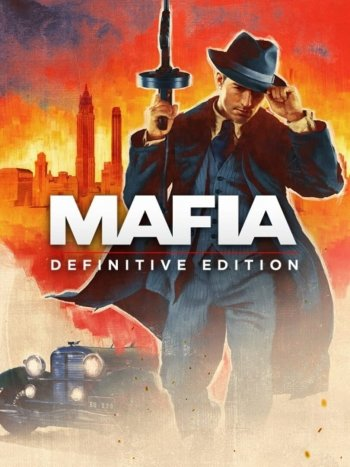 Capa de Mafia: Definitive Edition