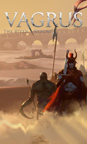Capa de Vagrus - The Riven Realms