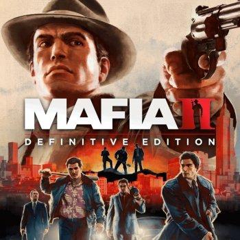 Capa de Mafia II: Definitive Edition