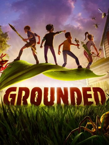 Capa de Grounded