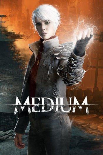 Capa de The Medium