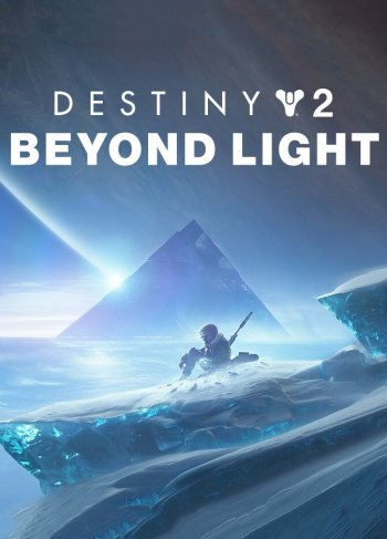 Capa de Destiny 2: Beyond Light