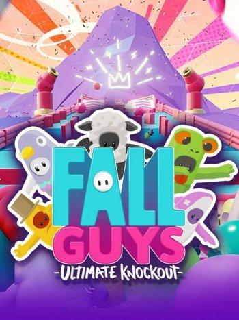 Capa de Fall Guys: Ultimate Knockout