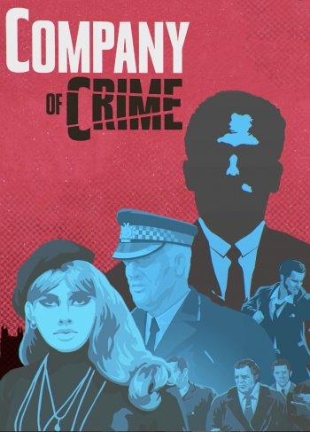 Capa de Company of Crime