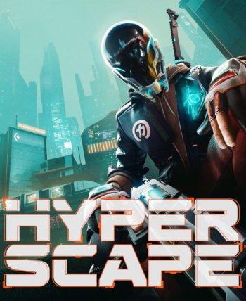 Capa de Hyper Scape