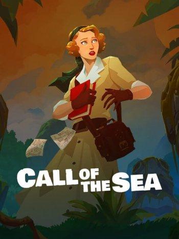 Capa de Call of the Sea