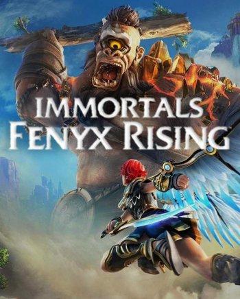 Capa de Immortals Fenyx Rising