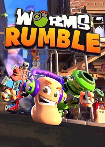 Capa de Worms Rumble