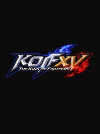 Capa de The King of Fighters XV