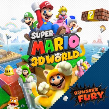 Capa de Super Mario 3D World + Bowser's Fury