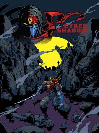 Capa de Cyber Shadow