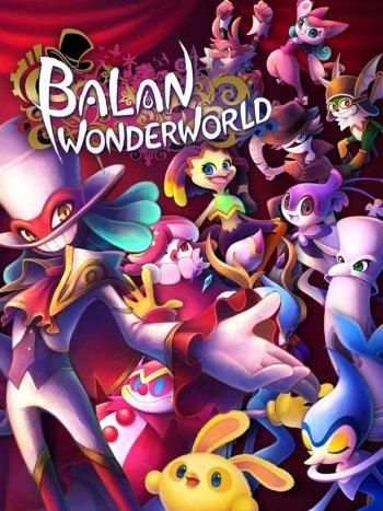 Capa de Balan Wonderworld