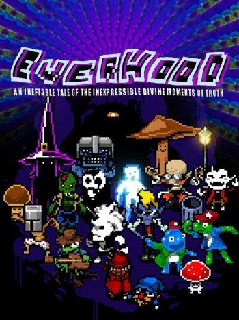 Capa de Everhood