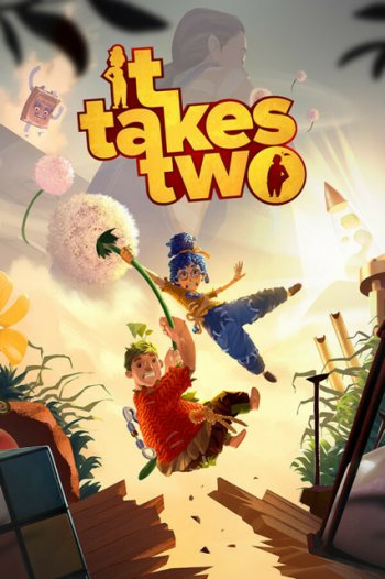 Capa de It Takes Two