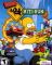 Capa de The Simpsons Hit & Run