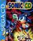 Capa de Sonic CD