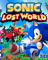 Capa de Sonic Lost World