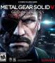Capa de Metal Gear Solid V: Ground Zeroes