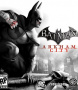 Capa de Batman: Arkham City