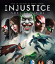 Capa de Injustice: Gods Among Us