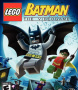 Capa de LEGO Batman: The Videogame