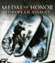 Capa de Medal of Honor: European Assault