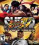 Capa de Super Street Fighter IV