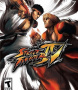 Capa de Street Fighter IV