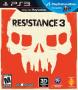 Capa de Resistance 3