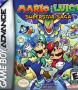 Capa de Mario & Luigi: Superstar Saga