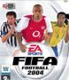 Capa de FIFA Football 2004