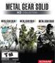 Capa de Metal Gear Solid HD Collection