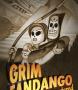 Capa de Grim Fandango Remastered