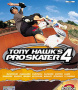 Capa de Tony Hawk's Pro Skater 4