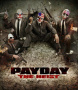Capa de Payday: The Heist