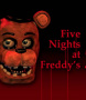 Capa de Five Nights at Freddy's 2