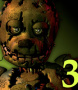 Capa de Five Nights at Freddy's 3