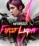 Capa de InFAMOUS: First Light