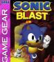 Capa de Sonic Blast