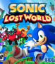 Capa de Sonic Lost World