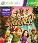 Capa de Kinect Adventures!