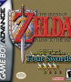 Capa de The Legend of Zelda: A Link to the Past and Four Swords