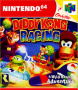 Capa de Diddy Kong Racing