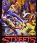 Capa de Streets of Rage