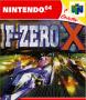 Capa de F-Zero X