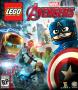 Capa de LEGO Marvel's Avengers