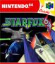Capa de Star Fox 64