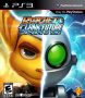 Capa de Ratchet & Clank Future: A Crack in Time