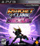 Capa de Ratchet & Clank: Into the Nexus